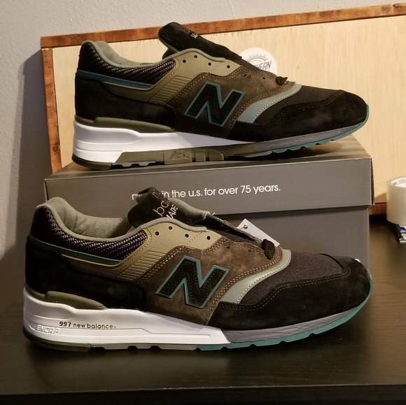 New Balance 997 Military Pack Made in USA Size 13 NWT